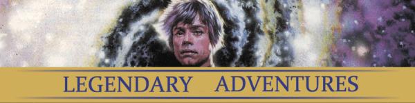 Legendary Adventures #84 Crystal Star