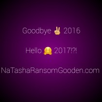 GoodBye 2016 Hello 2017