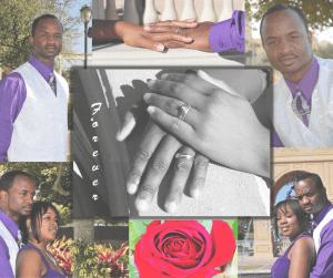 Wedding Day Collage 3/5/10