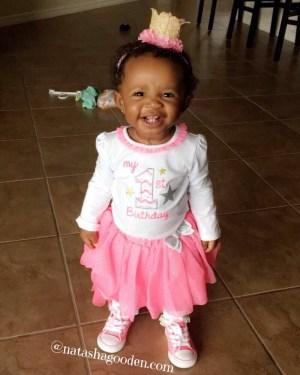Baby SuddenYah 1st Birthday