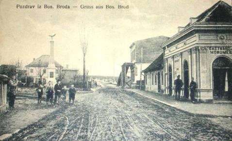 Bosanski Brod kroz povijest