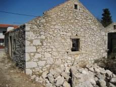 Dalmatinska kamena kuća1