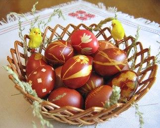 Narodni uskršnji običaji uskršnja jaja
