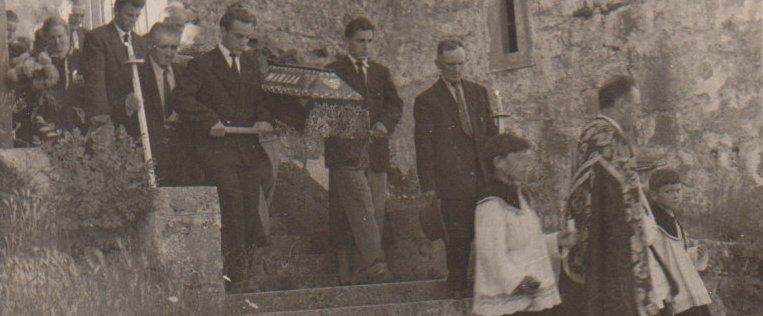 Smrt i posmrtni običaji Dalmatinaca