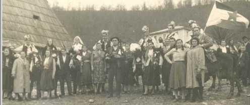 Svatovski običaji hrvata u bosni