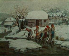 pralje na rijeci