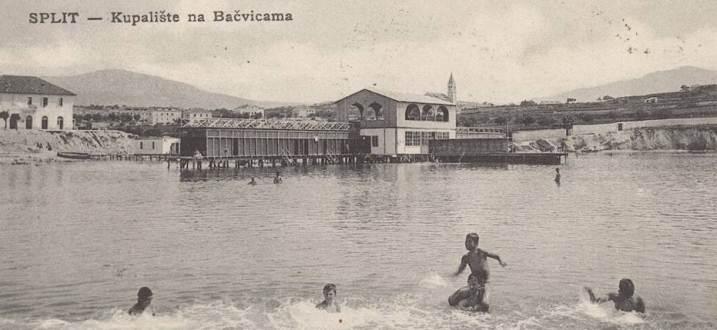 Povijesna Splitska kupališta