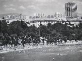 Plaža bačvice 60 tih godina