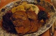 Tradicionalni recept za punjenu domaću patku