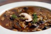 Tradicionalna juha od gljiva