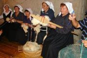 Predenje i tkanje svakodnevni posao naših baka
