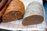 Tradicionalna Slavonska prehrana i jela - Slavonska švargla ili tlačenica