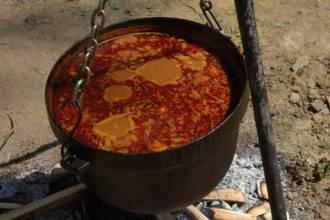 Tradicionalna Slavonska prehrana i jela - Tradicionalni Slavonski čorbanac