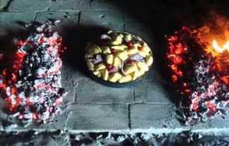 Tradicionalna jela i namirnice dalmatinske zagore - kozletina ispod peke