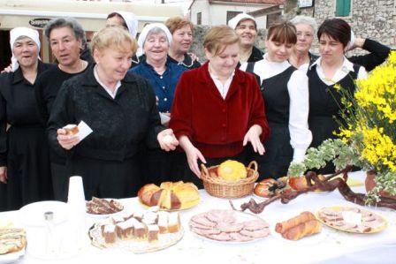 Uskršnji običaji na Sukošanu. Foto: Zadarski list