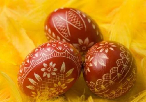 Uskrsna jaja i Uskrsna tradicija na otocima