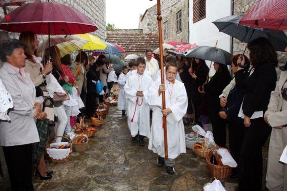 Uskrsni običaji u Zadru i okolici