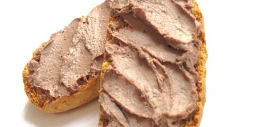 Domaća jetrena pašteta