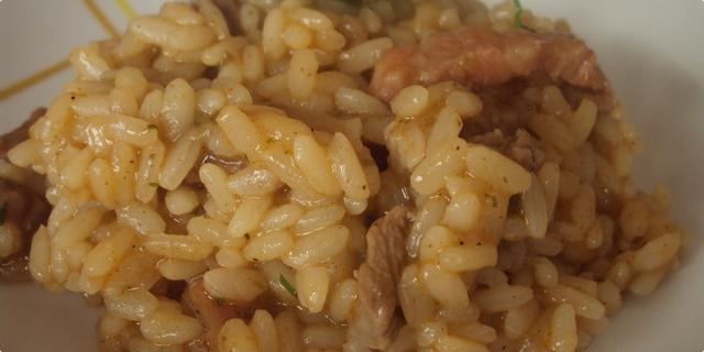 Recept za tradicionalni janjeći rižot