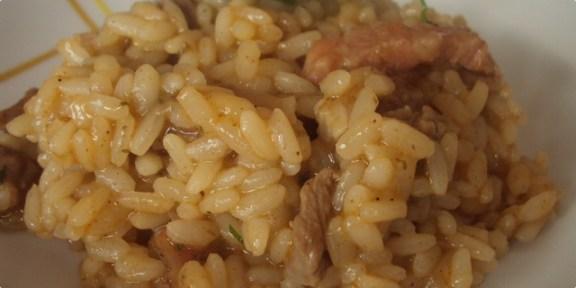 Tradicionalni janjeći rižoto          foto:coolinarka