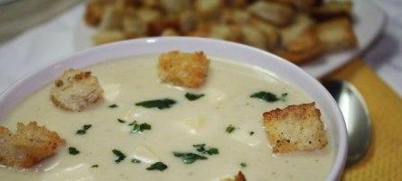 krem juha od vrhnja