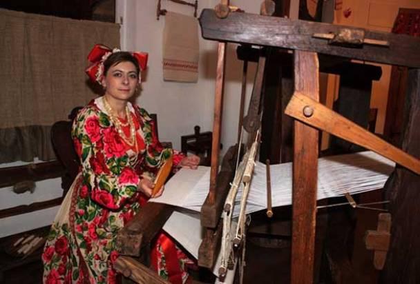 Korištenje tkalačkog stana i način tkanja na tkalačkom stanu