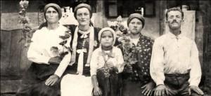 tradicionalna Hrvatska obitelj
