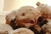 Domaći ukusni uštipci s grožđicama – nekada su ih zvali miševi –