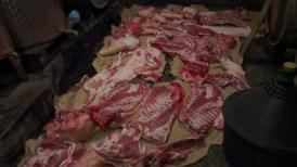 Hlađnje mesa poslje kolinja 1