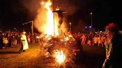 Povijesno značenje paljenja karnevala