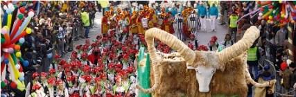 Karneval i ponašanje karnevala