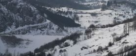 Selo pod snjegom