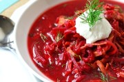 Recept za najbolji boršč ili poljsku juhu od cikle