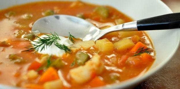 Jednostavni recept za pripremu ruske juhe