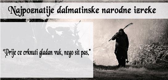 dalmatinske izreke8