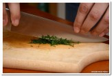 Priprema slanih srdela