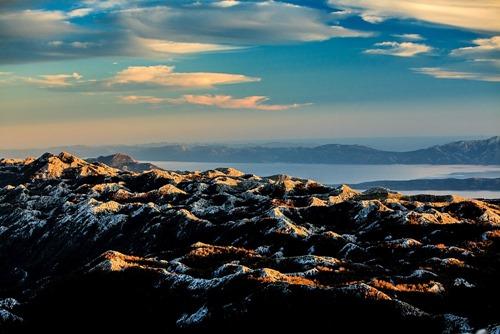 Biokovo najljepši park prirode okovan ledom
