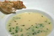 Jednostavna i ukusna juha od žabljih krakova