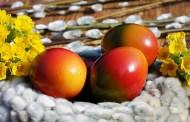Tradicija Uskrsa, način života u Uskršnje vrijeme
