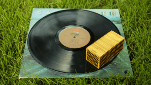 RokBlok Portable Record Player Drives Around The Record