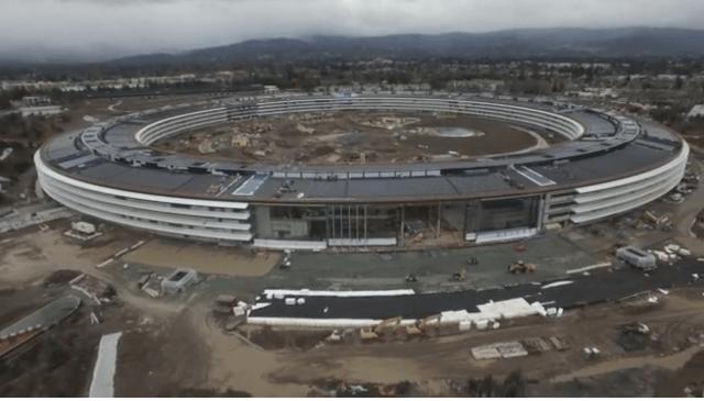 Apple Campus 2017