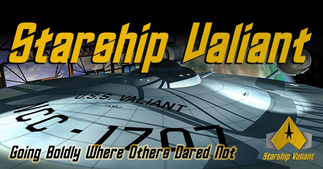 Starship Valiant