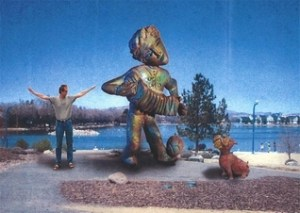 Virginia Lake Proposed Sculpture