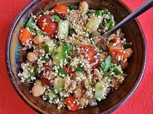 Sprouted-Quinoa-Salad