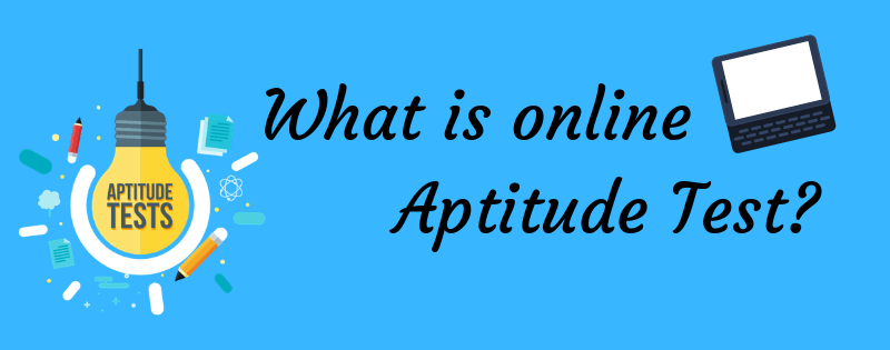 What is online aptitude test
