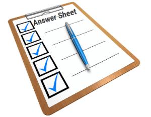 Answer Sheet copy