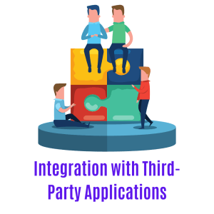 integration with third party applications