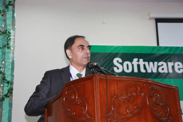 Mr. Saleem Rafik DG NADRA