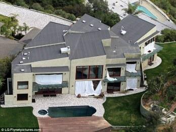 Rihannas Mansion