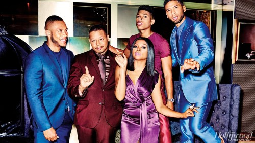 Empire cast Hollywood Reporter